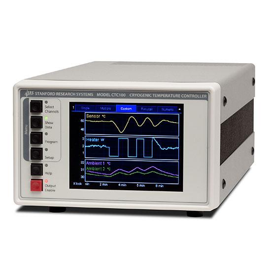 CTC100 Controller di temperatura criogenica