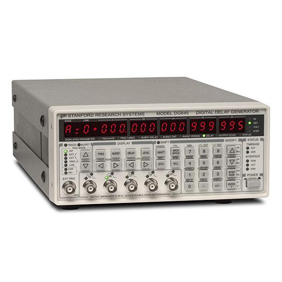 DG645 Digital Delay/Pulse Generator