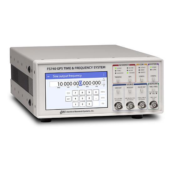 FS740 Sistema di riferimento GNSS Time & Frequency