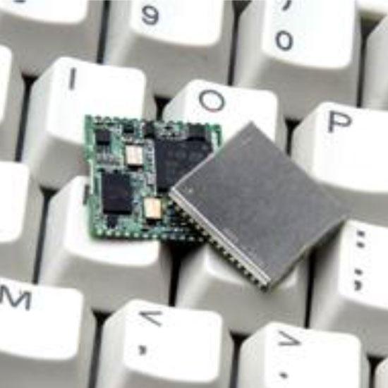 ICM SMT 360™ Multi-GNSS Timing Module