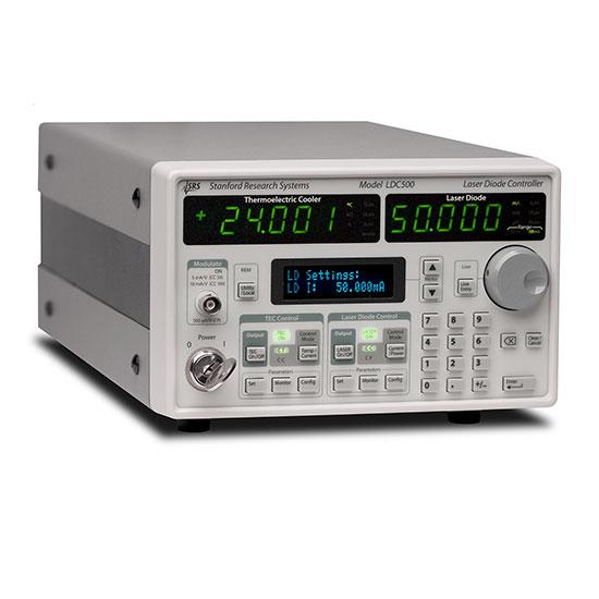 Serie LDC500 Controller per diode laser