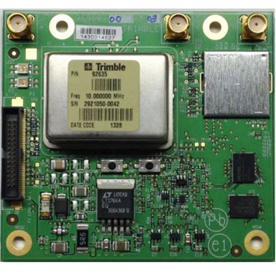 Mini-T™ GG Multi-GNSS Disciplined Clock Board