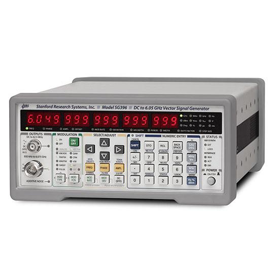 Serie SG390 Generatori di segnale vettoriale da DC a 6 GHz