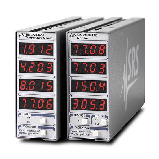 SIM922 Monitor di temperatura