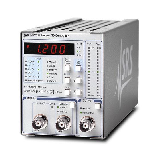 SIM960 Analog PID controller