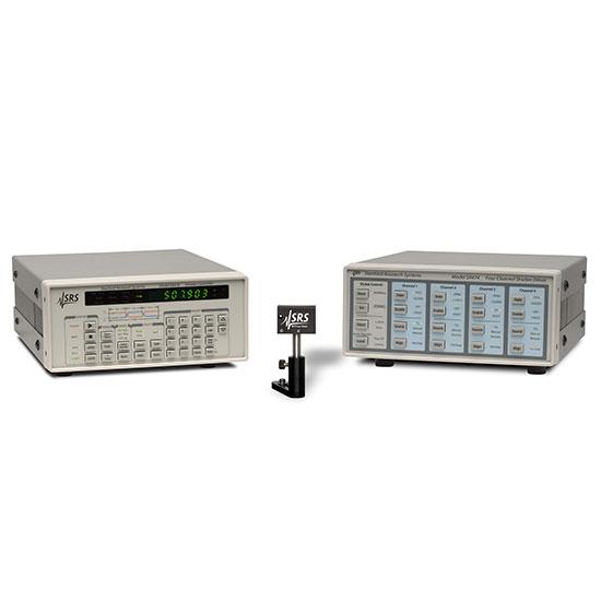 SR470 Shutter Laser e controller
