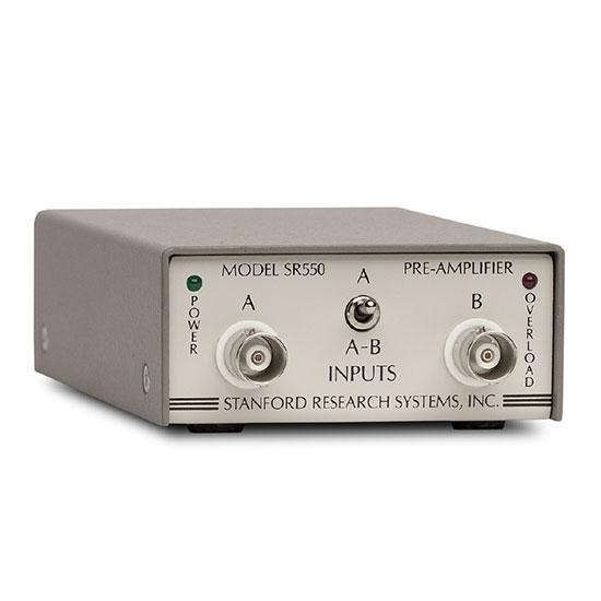 SR550 Preamplificatore di tensione per lock in