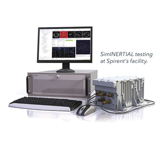 Software SimINERTIAL per Simulatori GNSS