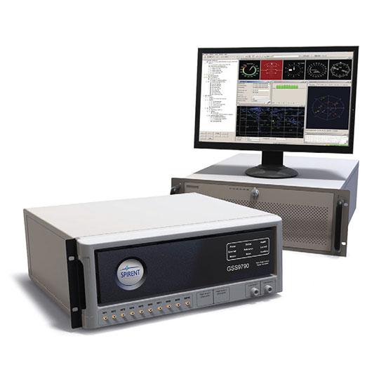 Simulatore multi-costellazione GNSS GSS9790