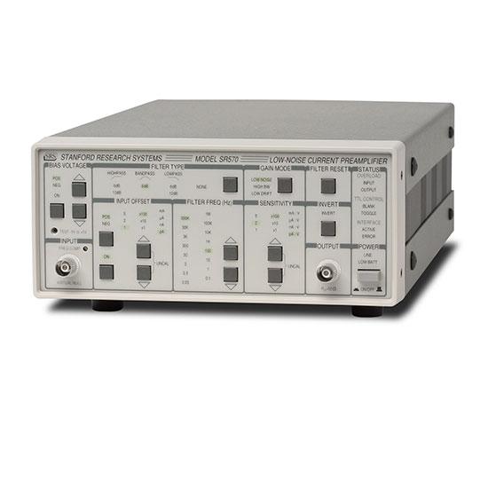 SR570 Preamplificatire di corrente basso rumore